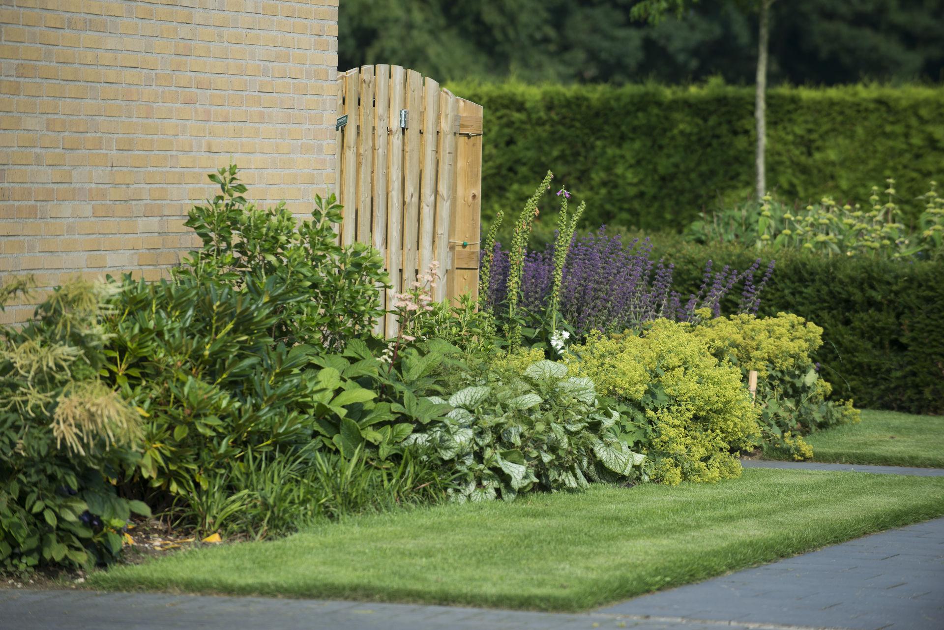 Onderhoudsvriendelijke tuin verrijkt met elementen uit het omliggende landschap - Alle tuin ...