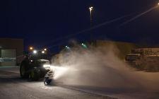 Sneeuw ruimen en gladheidsbestrijding