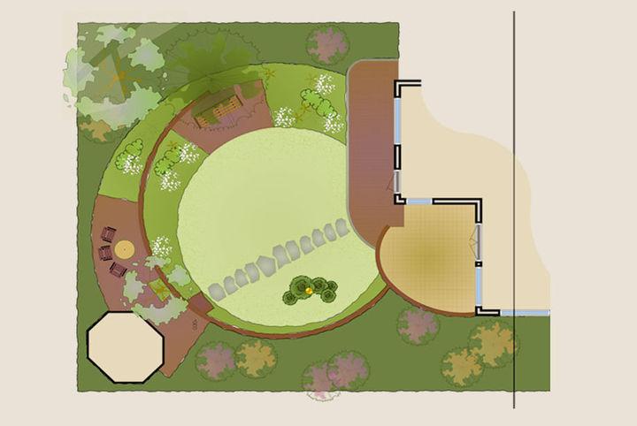 Tijd Voor Tuin : De tuin van de tijd in dagblad van het noorden het tuinpad op