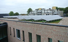 Solargroendak Sanoforum Brunssum