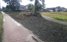 Beugenseweg Boxmeer oude situatie