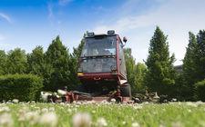 Onderhoud grasvelden
