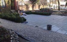 Tuin Nugteren in Steijl voor aanleg