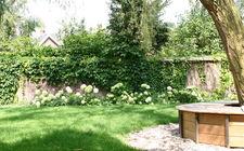 Tuin Nugteren in Steijl na aanleg